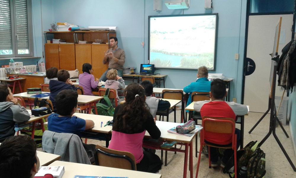 Scuola Primaria - Fiorenzuola d′Arda (PC)