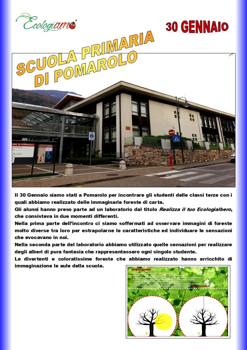 SCUOLA PRIMARIA DI POMAROLO